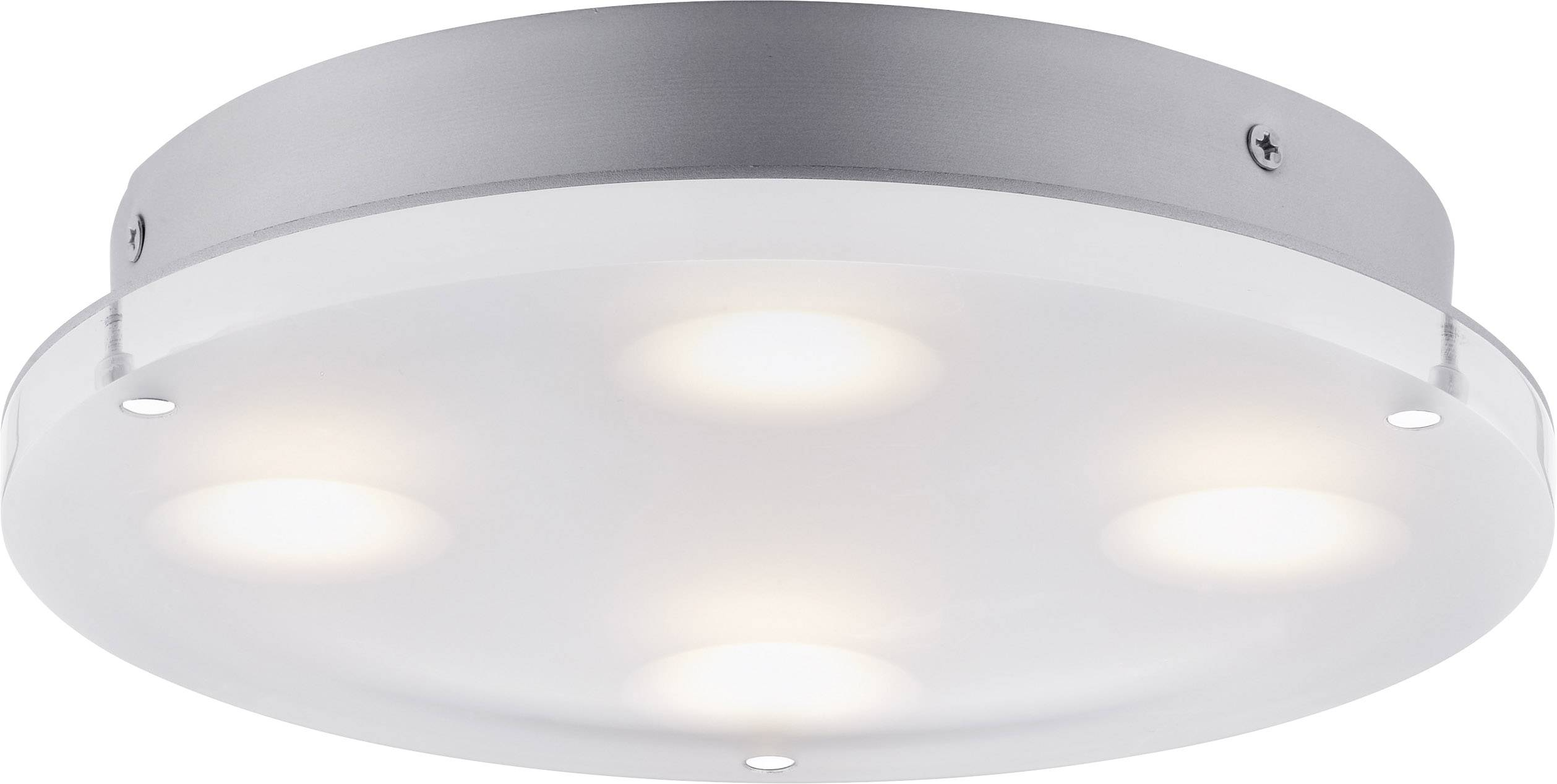 Bad Deckenleuchte Paulmann Led Bad Deckenleuchte Eek Led A E 18w 70509 Minor Satin