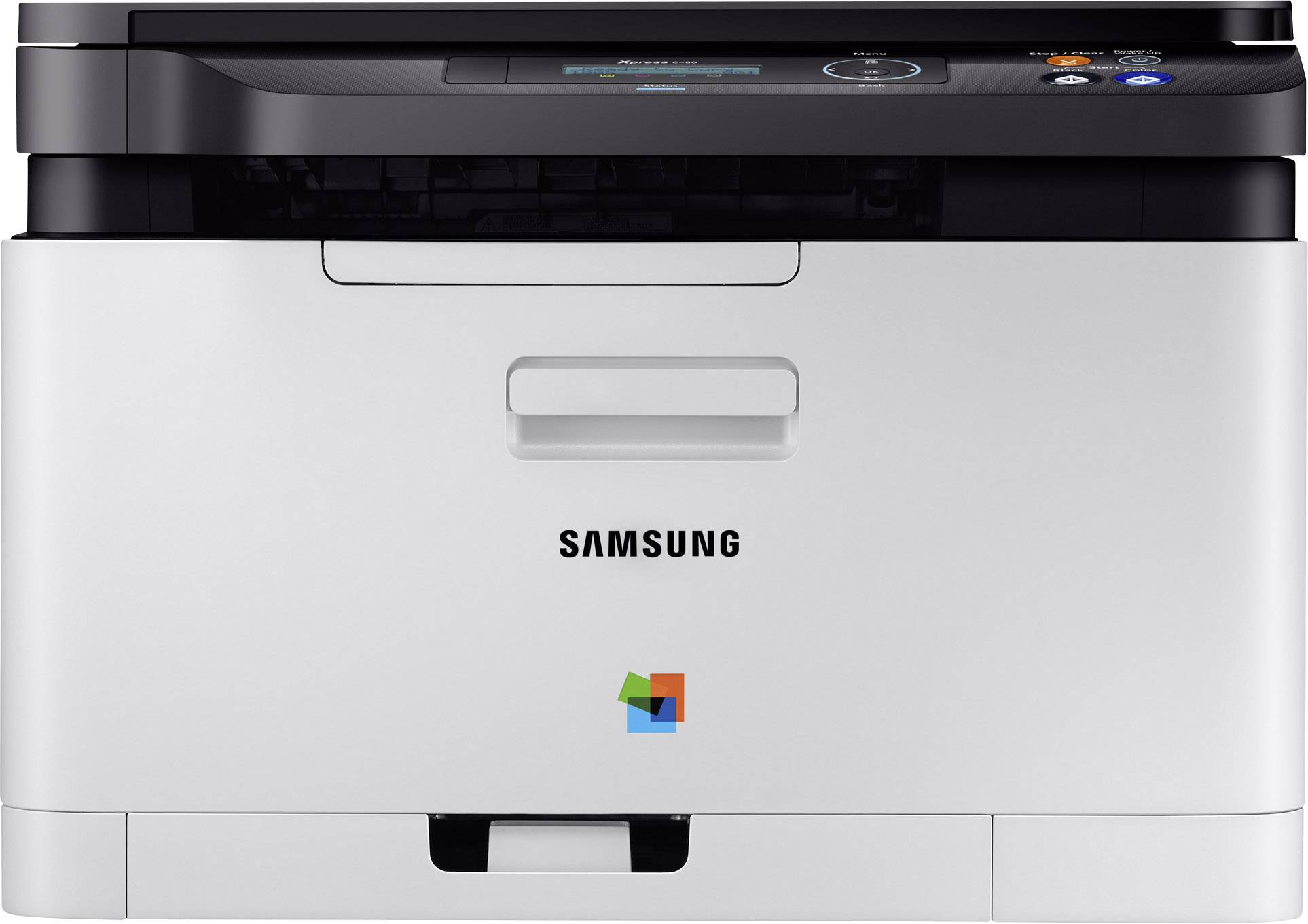Samsung Multifunktionsdrucker Samsung Xpress C480 Farblaser Multifunktionsdrucker A4