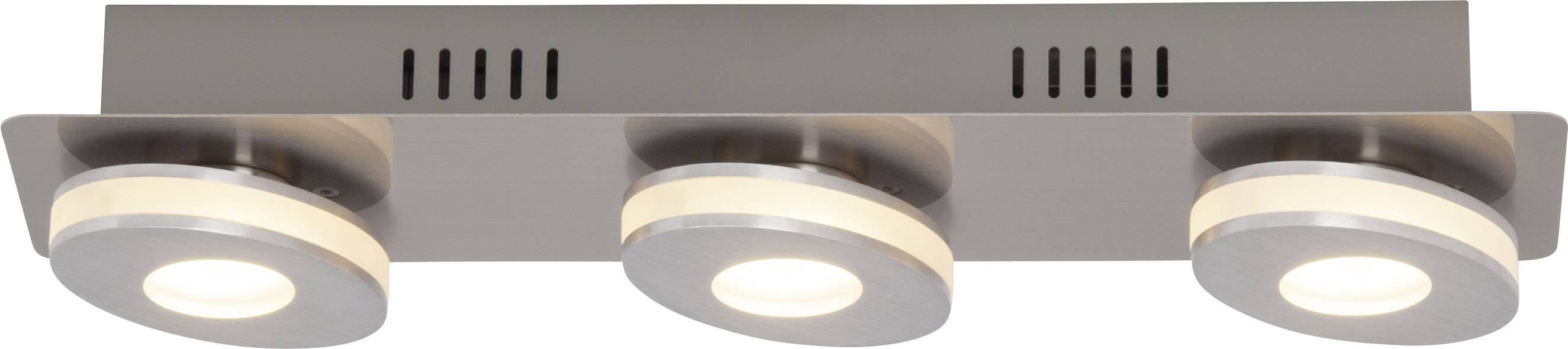 Led Deckenstrahler Brilliant Led Deckenstrahler 12w Warm Weiß Crossing G08530 21 Nickel Aluminium