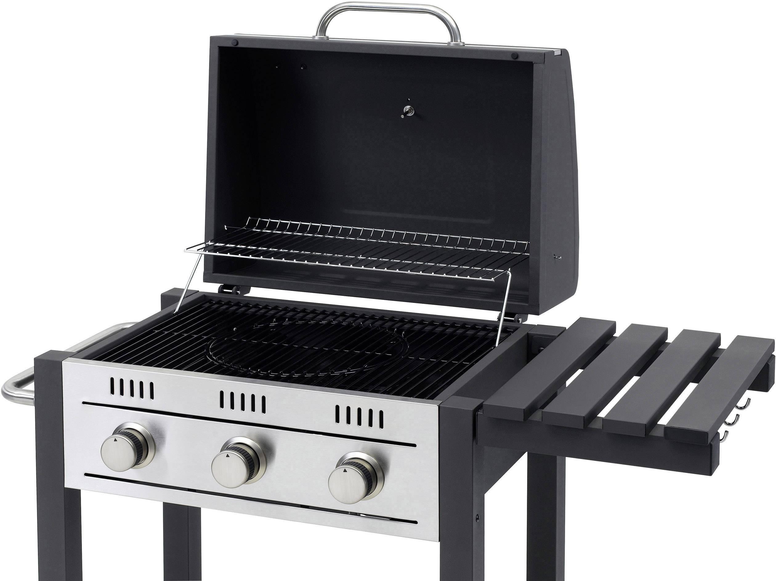 Tepro 1124 Toronto Xxl Holzkohlegrill : Tepro grillwagen tepro richfield test best grill im test