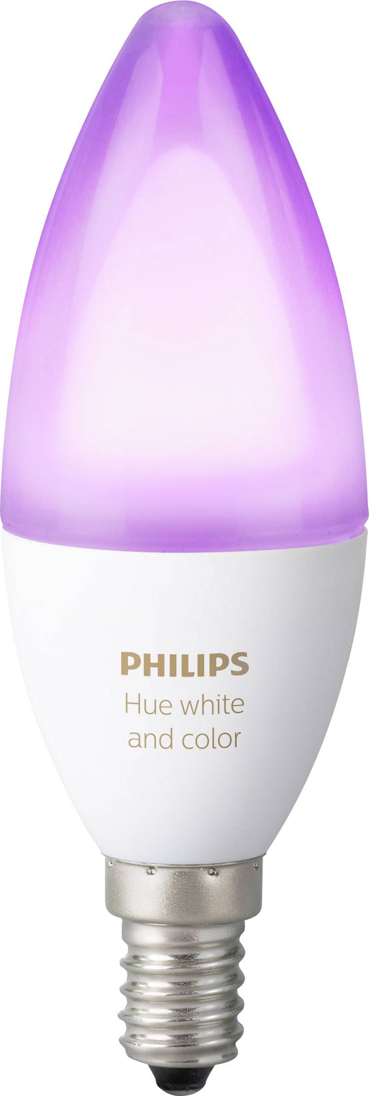 E14 Leuchtmittel Philips Lighting Hue Led Leuchtmittel Einzeln White And Color Ambiance Eek A A E E14 6 5w Rgbw