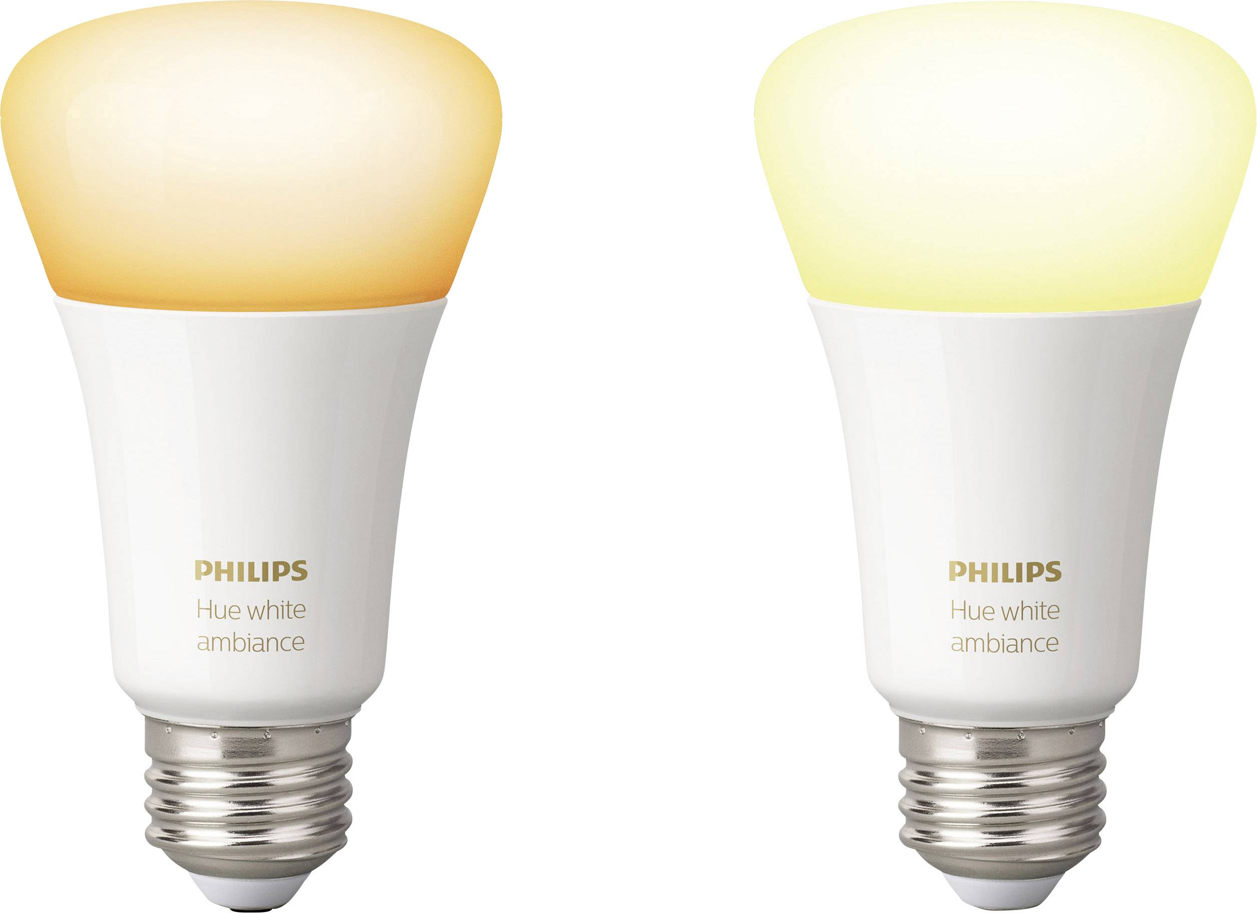 Led Leuchtmittel E27 Kaltweiß Philips Lighting Hue Led Leuchtmittel 2er Set White Ambiance Eek A A E E27 9 5w Warm Weiß Neutral Weiß Kalt Weiß