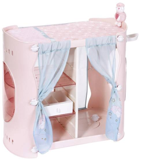 Baby Annabell Schlafzimmer Baby Annabell Sweet Dreams 2in1 Schra 700907
