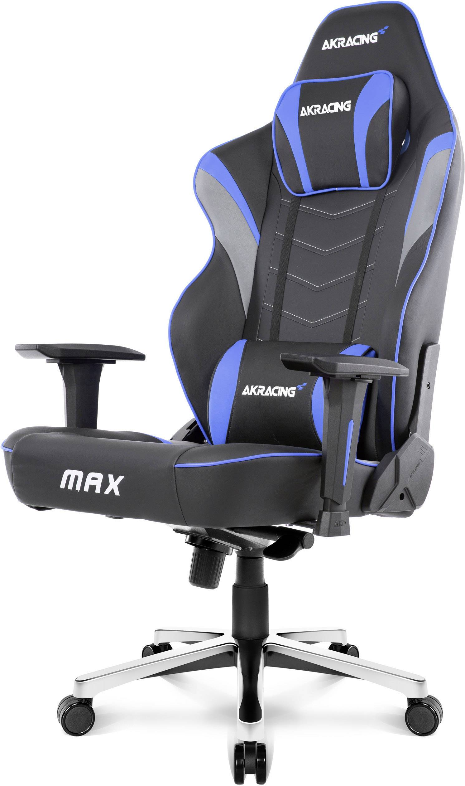 Stuhl Gamer Akracing Gaming Stuhl Master Max Blau