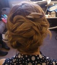 Devon Wedding Hair, Mobile Hairdressers In Tiverton
