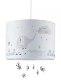 Elephant Shade Ceiling Light
