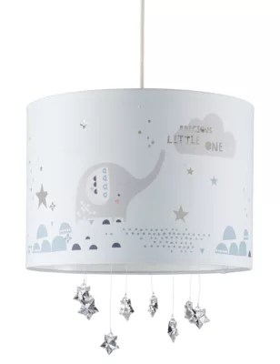 Ceiling Light For Baby Boy Room Baby Blue Nursery Lamp Shade Thenurseries