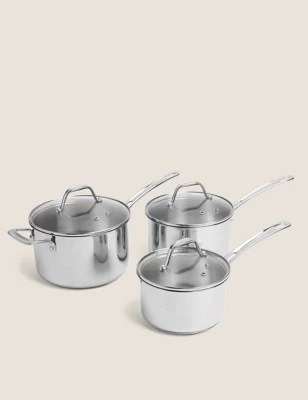 Saucepan Buy Cheap Stainless Steel Saucepan Set Compare Cookware