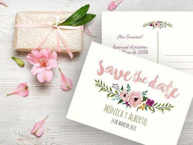 37 tipos de invitaciones de boda ¡Toma nota e invita con estilo!