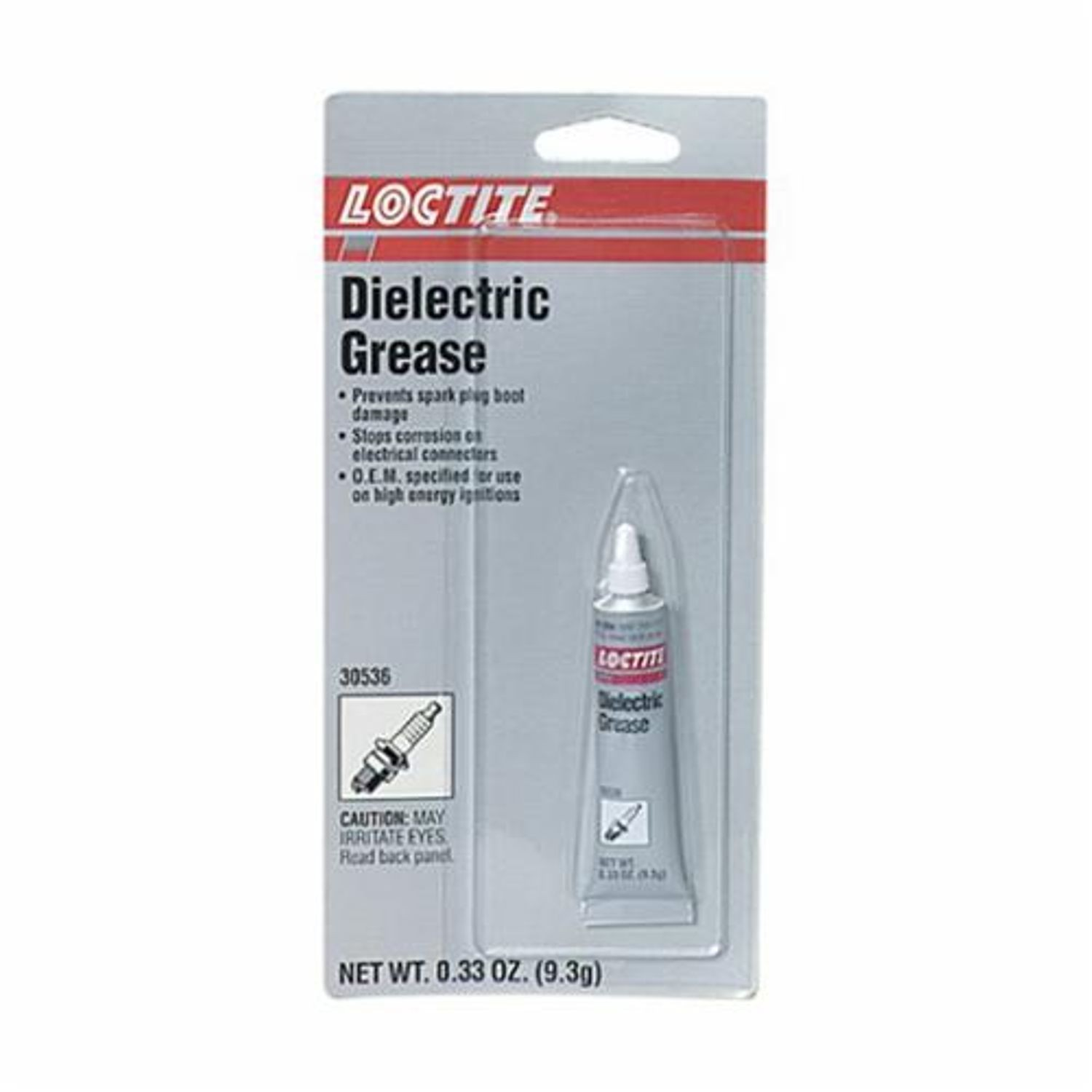 Dielectric Grease Loctite 30536 High Performance Dielectric Grease 33 Oz Tube Liquid Clear