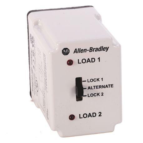 Allen-Bradley, 700-HTA Alternating Relay, DPDT Cross-Wired (3