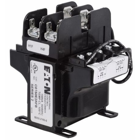 Cutler-Hammer C0150E2AFB Industrial MTE Control Transformer With