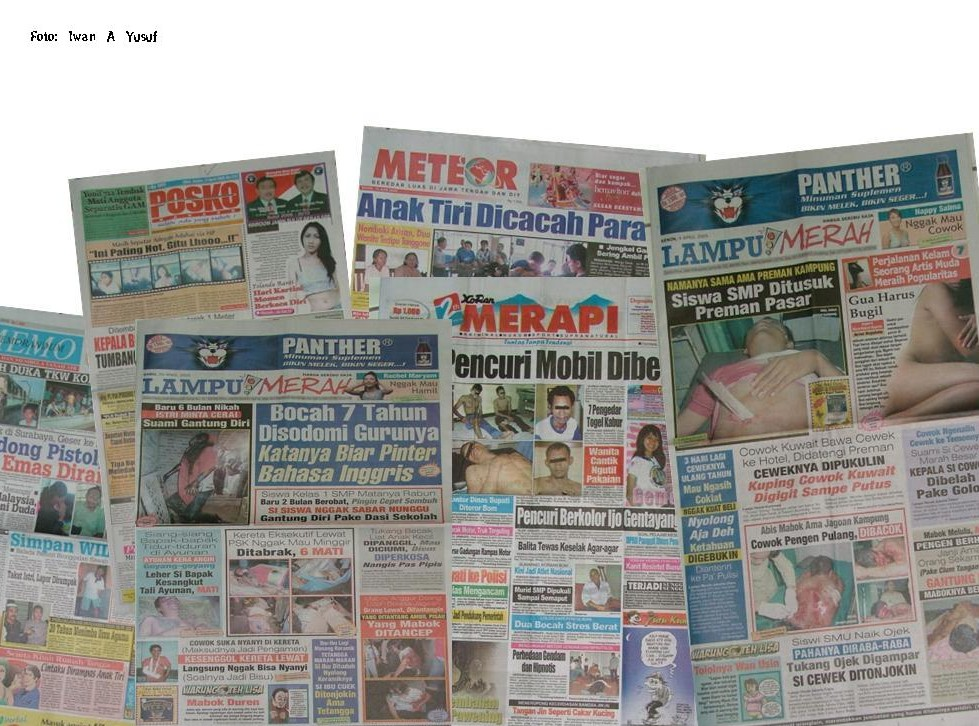 Berita Pembunuhan Anak Di Koran Detikcom Informasi Berita Terupdate Hari Ini Tv Berita Ala Koran Kuning Kompasiana