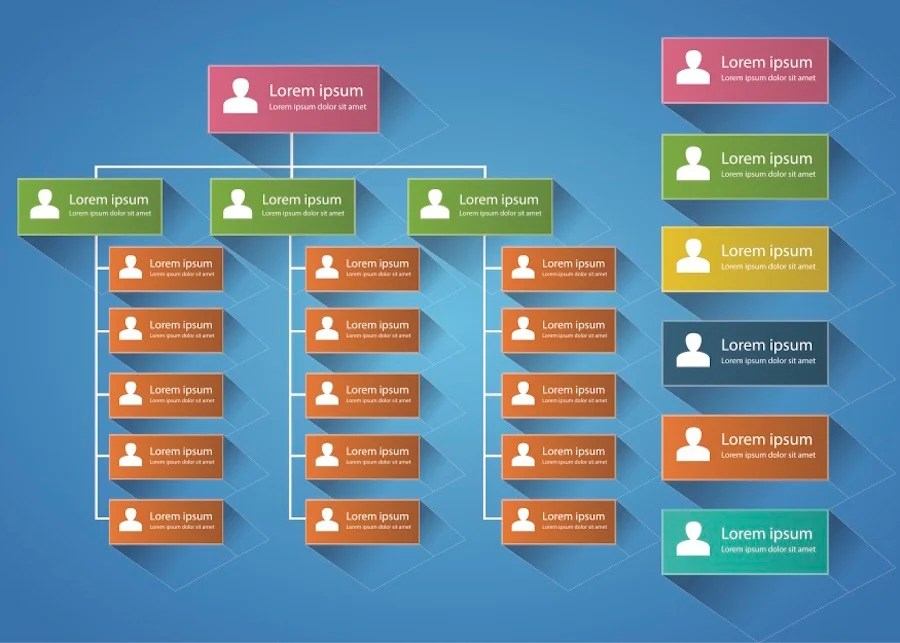 How to Create a Small Business Organizational Chart in 4 Easy Steps