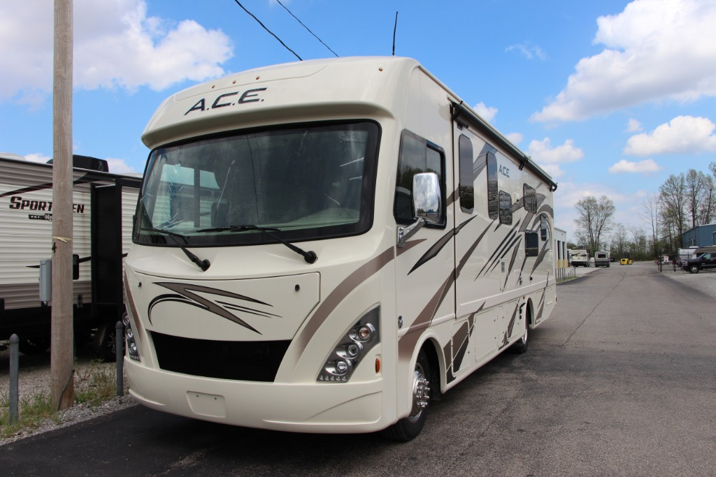 New 2018 Thor Motor Coach ACE 302 Motor Home Class A at Craig Smith