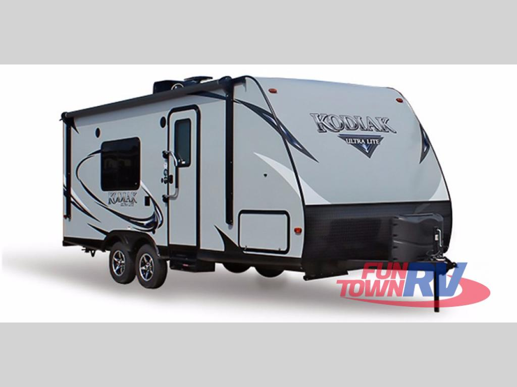 2018 Kodiak Travel Trailers Floor Plans New 2018 Dutchmen Rv Kodiak Ultra Lite 253rbsl Travel Trailer