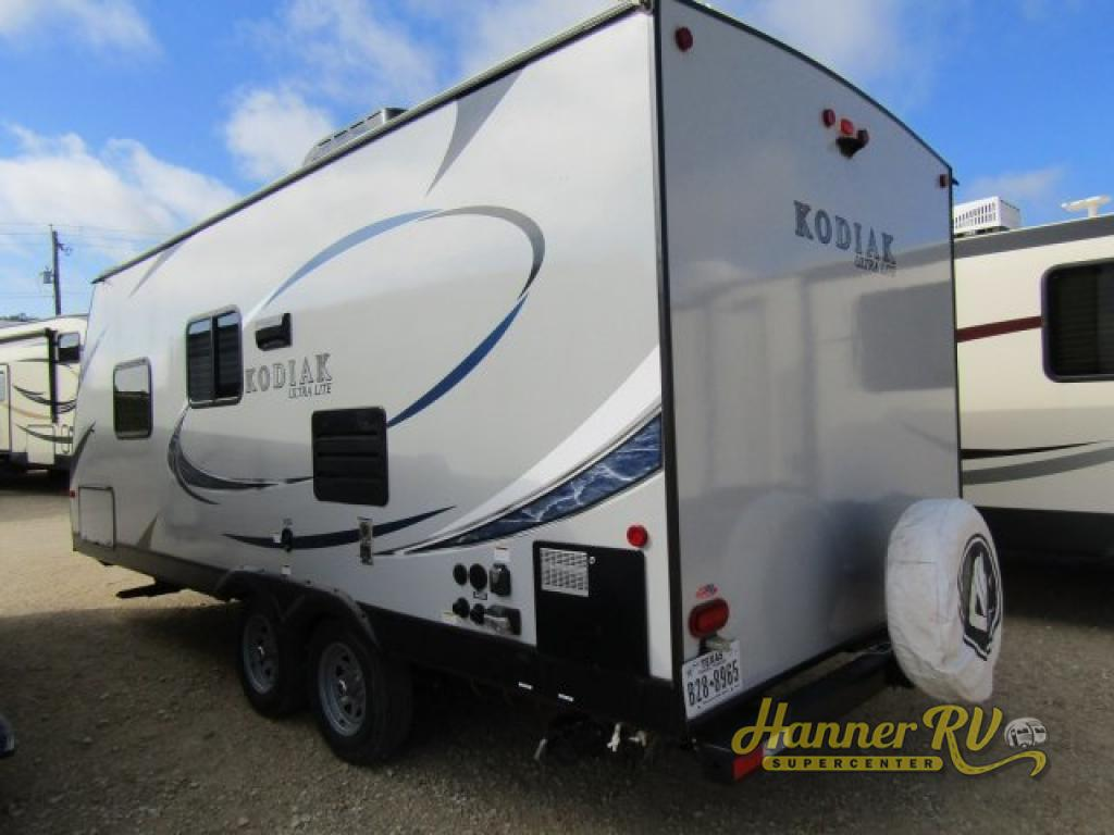2018 Kodiak Travel Trailers Floor Plans Used 2018 Dutchmen Rv Kodiak Ultra Lite 201qb Travel Trailer