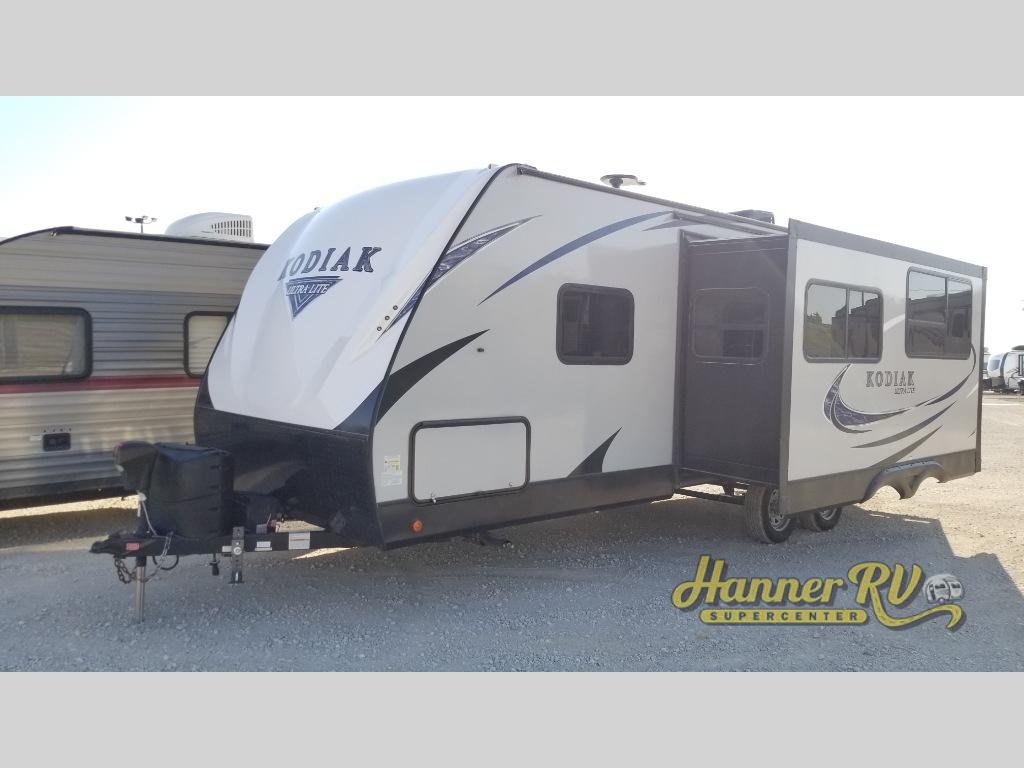 2018 Kodiak Travel Trailers Floor Plans Used 2018 Dutchmen Rv Kodiak Ultra Lite 255bhsl Travel Trailer