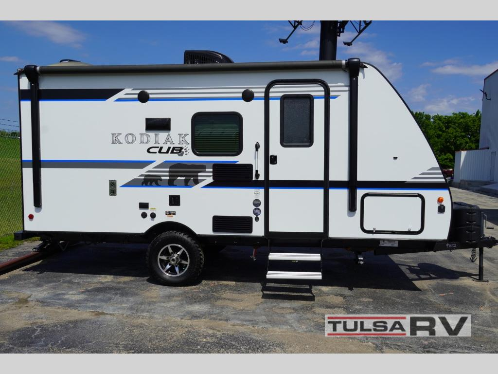 2018 Kodiak Travel Trailers Floor Plans Used 2019 Dutchmen Rv Kodiak Cub 175bh Travel Trailer Bunkhouse Easy To Tow