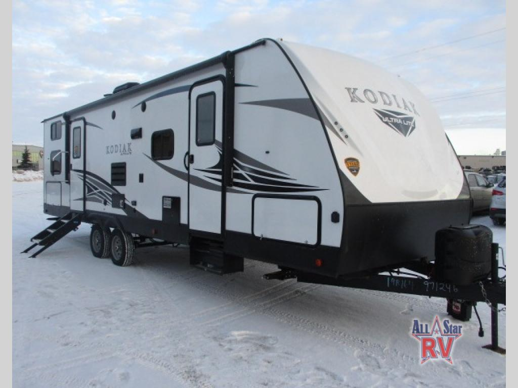 2018 Kodiak Travel Trailers Floor Plans New 2019 Dutchmen Rv Kodiak Ultra Lite 285bhsl Travel Trailer