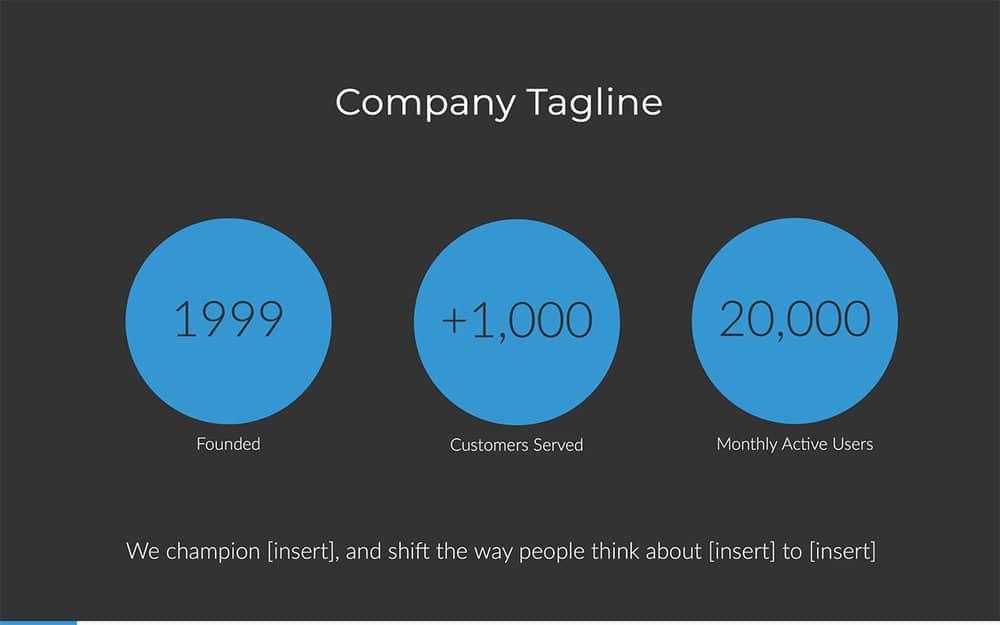 Company Profile Template (PDF  PPT Download) Slidebean