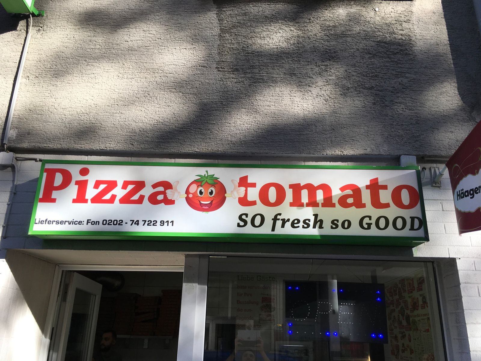 Tomato Wuppertal Pizza Tomato In Wuppertal Speisekarte Und Infos