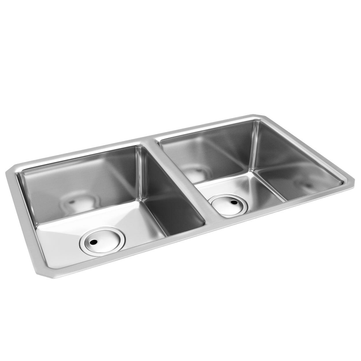 Abode Matrix R25 20 Bowl Kitchen Sink Aw5006