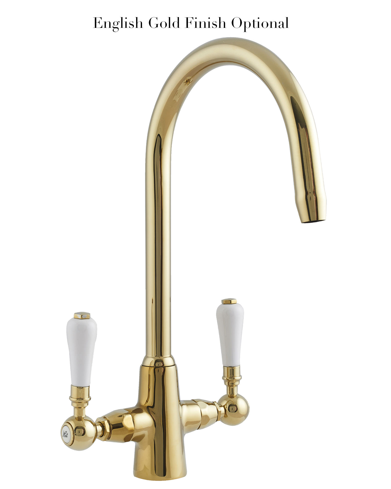 colonial kitchen sink Alternate image of Astracast Colonial Monobloc Twin Lever Kitchen Sink Mixer Tap
