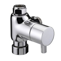 Bristan Prism Contemporary In Line Diverter With 2 Outlets