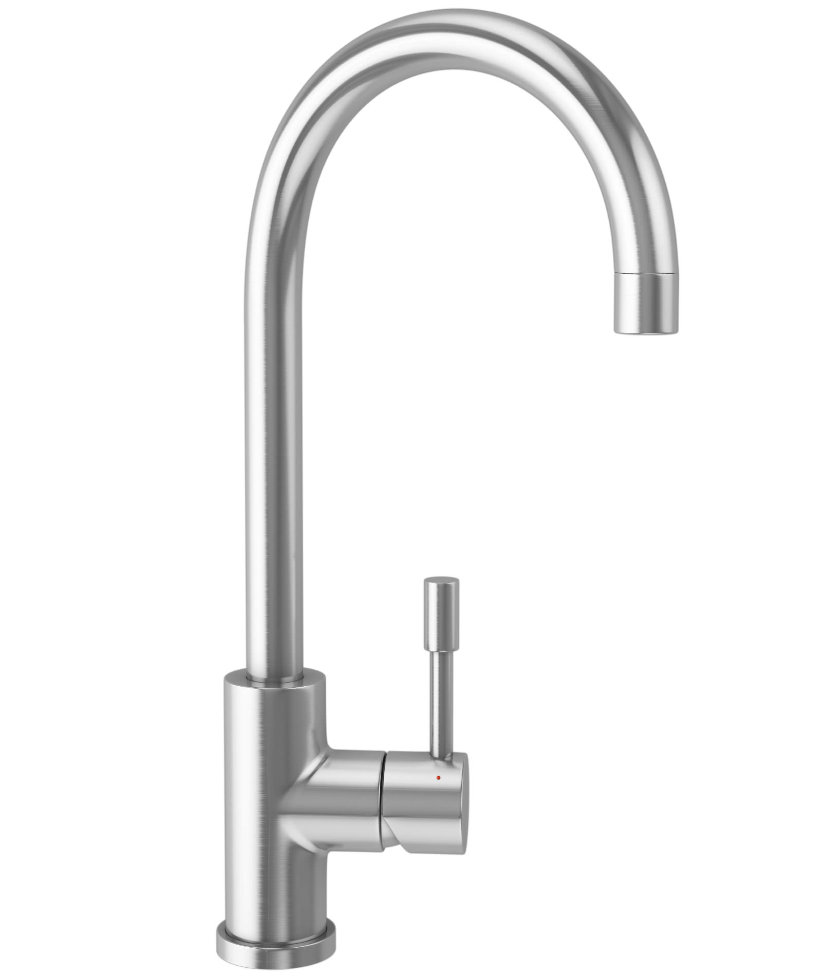 Sink Mixer Taps Franke Eos Kitchen Sink Mixer Tap Solid Stainless Steel