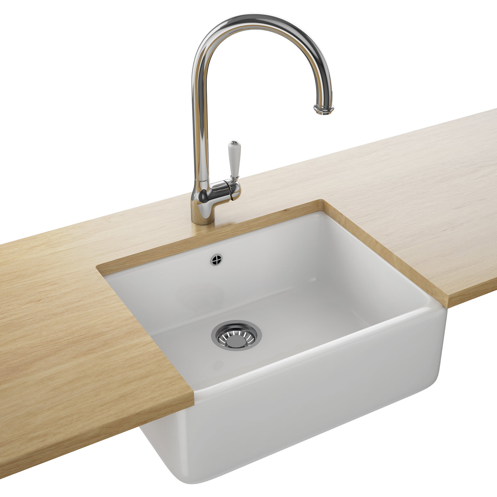 Kitchen Sinks Franke Belfast Designer Pack Vbk 710 Ceramic White Kitchen