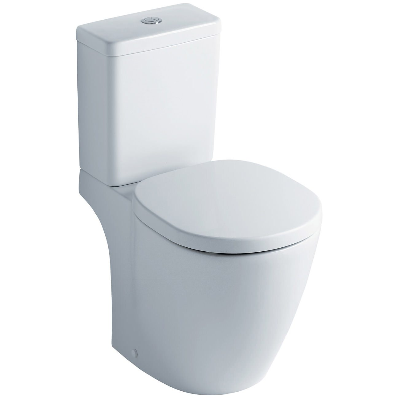 Wc Ideal Standard Ideal Standard Concept Cube Close Coupled Wc Pan And