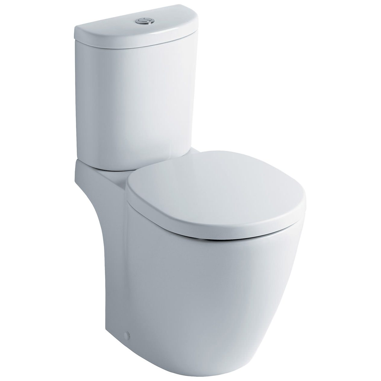 Gäste Wc Waschtisch Ideal Standard Ideal Standard Concept Close Coupled Wc Pan 665mm E7871