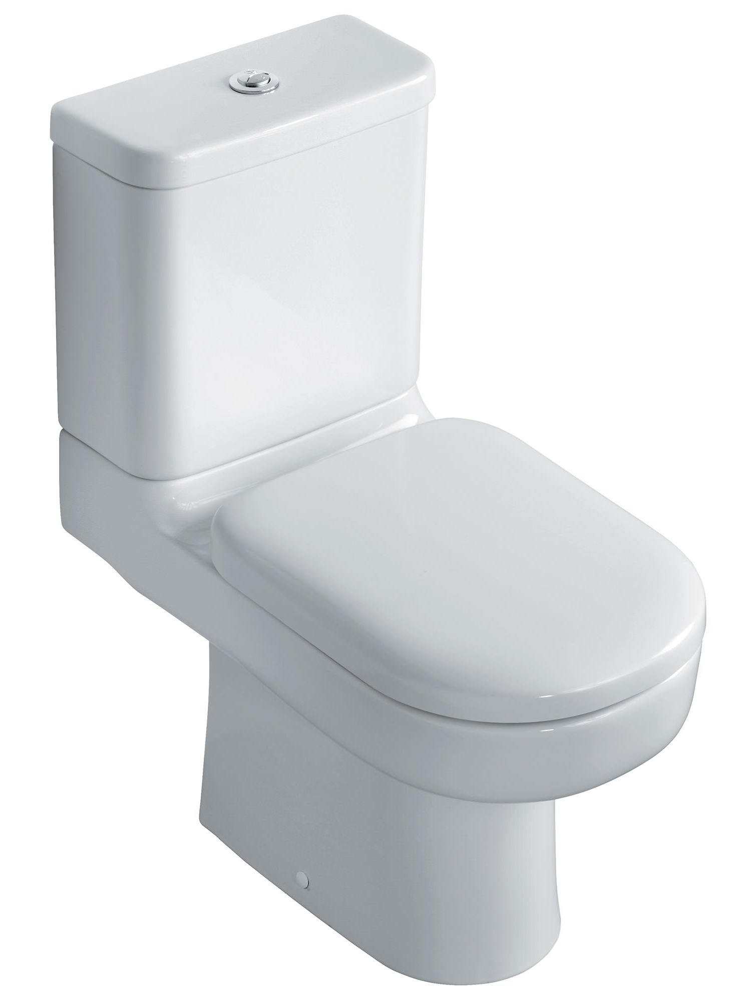 Gäste Wc Waschtisch Ideal Standard Ideal Standard Playa Close Coupled Wc Pan 660mm J468101