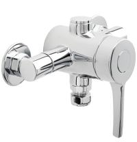 Deva Sol Exposed Sequential Thermostatic Shower Valve | SSV