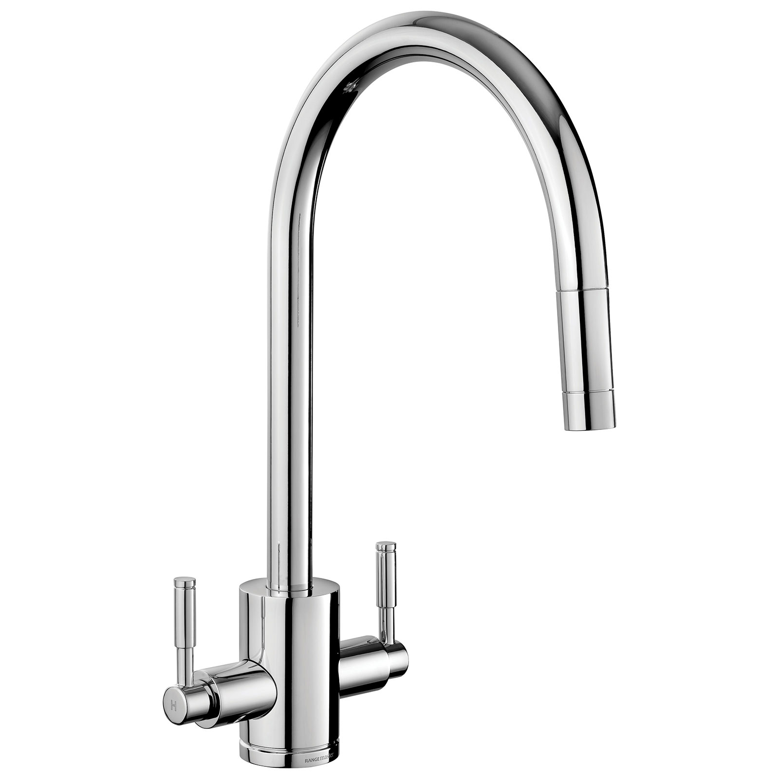 Pull Out Sink Mixer Rangemaster Aquatrend Dual Lever Pull Out Kitchen Sink