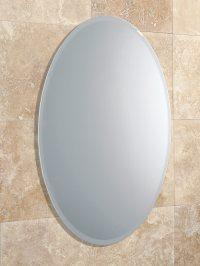 HIB Alfera Oval Shaped Mirror With Bevelled Edge | 61643000