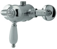 Premier Bathroom Nostalgic Exposed Manual Shower Valve