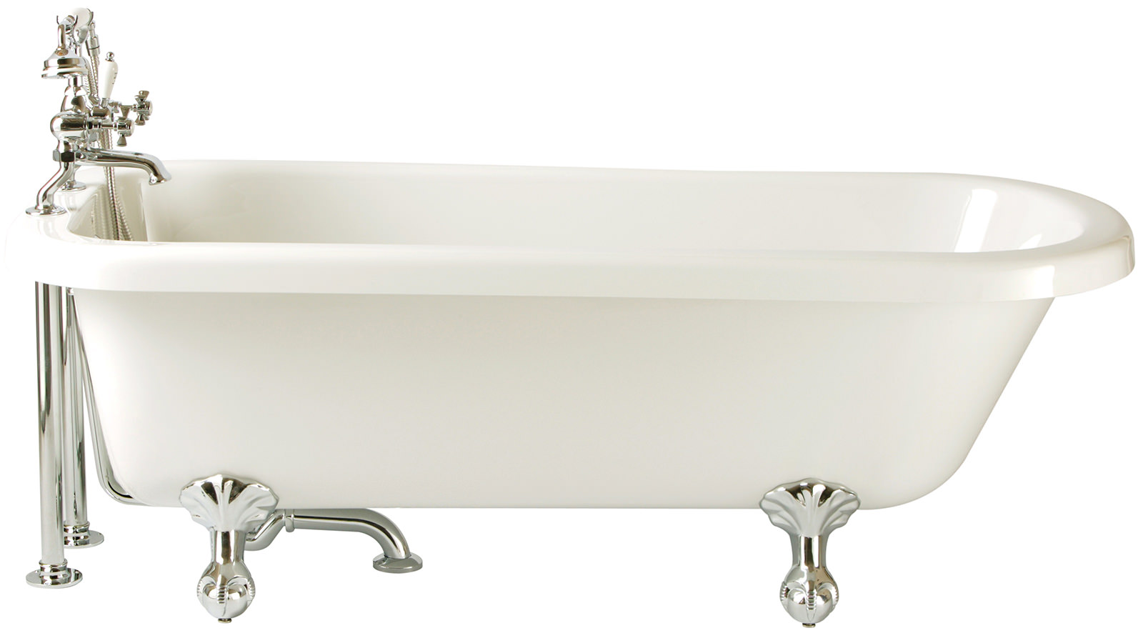 Bathroom Supplies Perth Heritage Perth 1650 X 720mm Single Ended Roll Top Bath