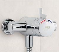Mira Miniduo Exposed Valve Thermostatic Mixer Shower