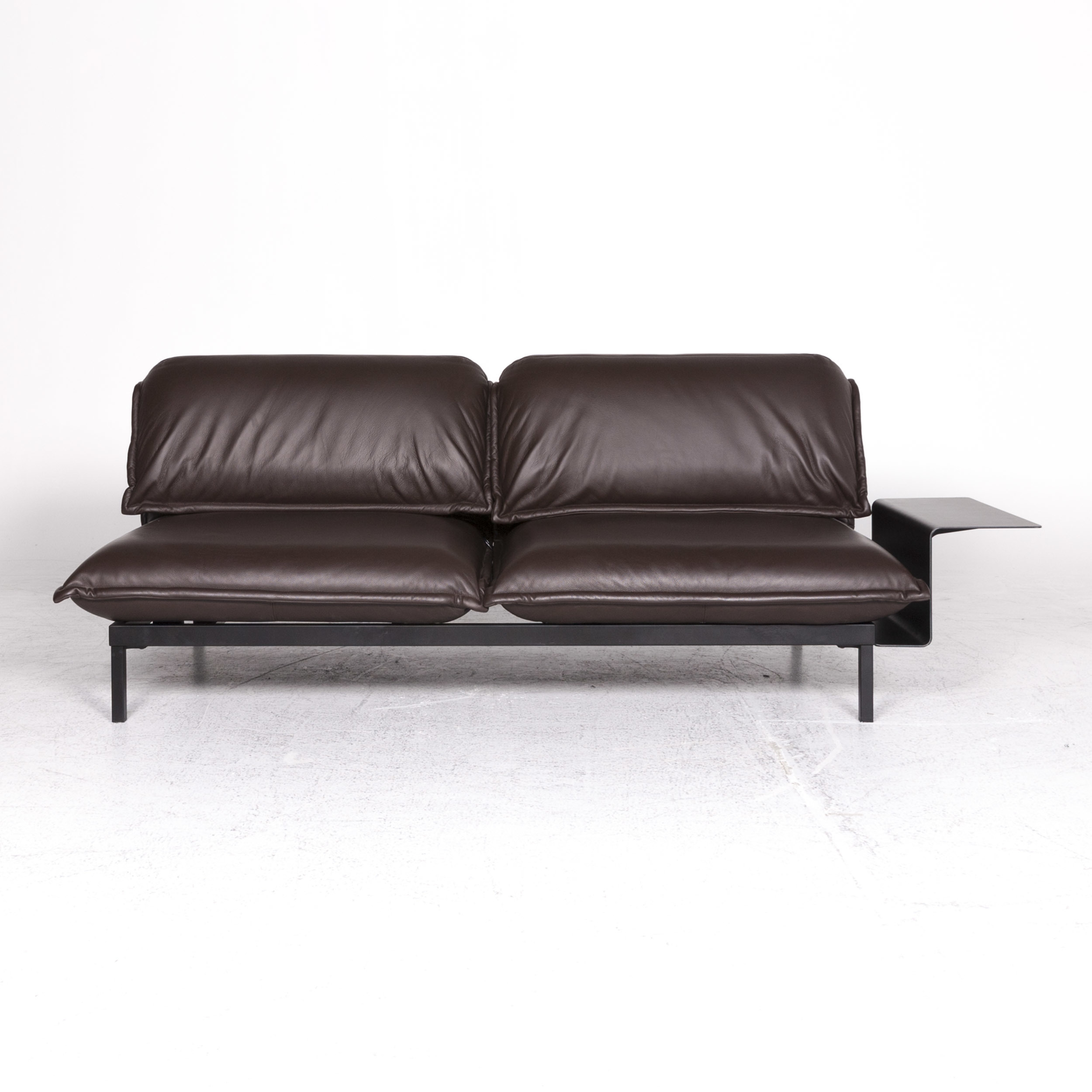 Rolf Benz Nova Rolf Benz Nova Designer Leather Sofa Brown Two Seater Function Couch 8253 Rolf Benz Vinterior Co