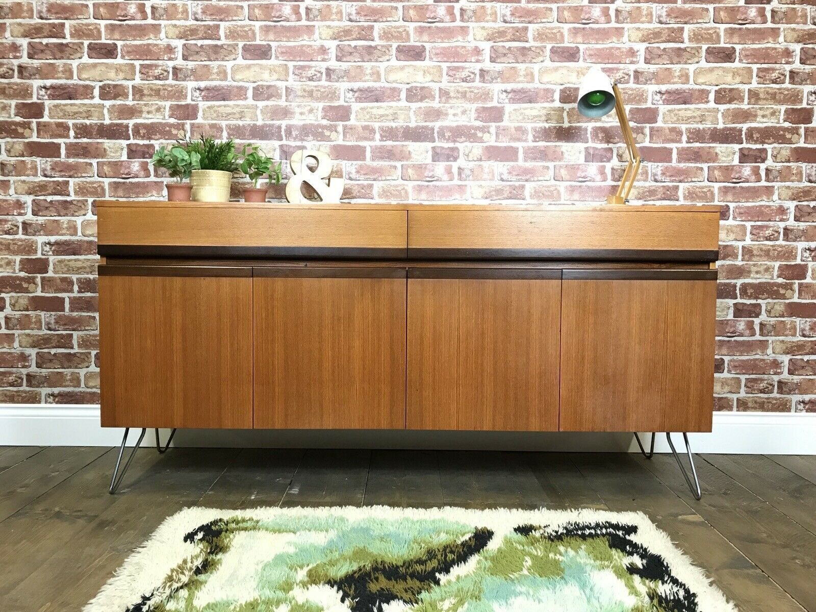 Vintage Sideboard Hairpin Legs Stunning Retro G Plan Sideboard On Hairpin Legs Vintage Chest Of Drawers Tv Unit