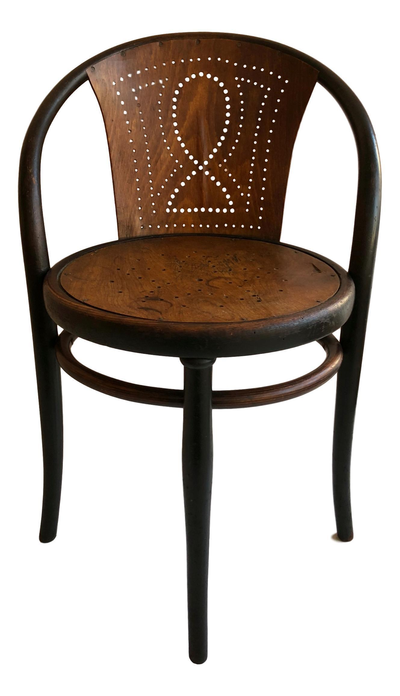 Thonet Michael Antique Model 47 Chair By Michael Thonet For Thonet