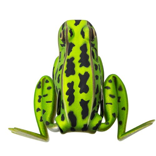 Lunkerhunt 1/2 oz Hollow Body Popping Frog Academy - frog body