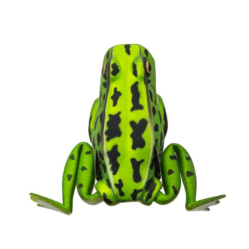 Lunkerhunt 1/4 oz Hollow Body Popping Frog Academy - frog body