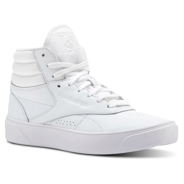Reebok Freestyle Hi Nova - White Reebok US