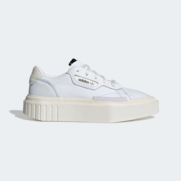adidas Hypersleek Shoes - White adidas US