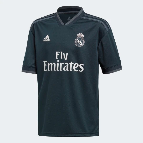 adidas Real Madrid Away Jersey - Grey adidas US