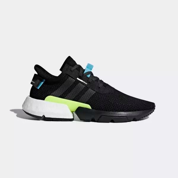 adidas POD-S31 Shoes - Black adidas US