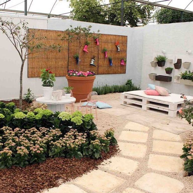 Ideas Para Decorar Patio Decoracion Patios Traseros: 13 Ideas Para Darle Vida A Tu